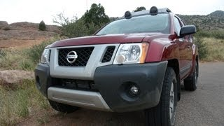 2013 Nissan Xterra On-Road Drive And Review (Part 2)
