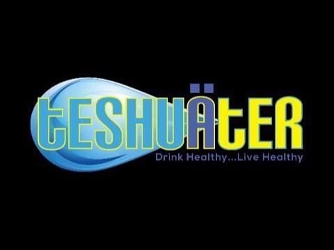 Teshuater: Natural Alkaline Water
