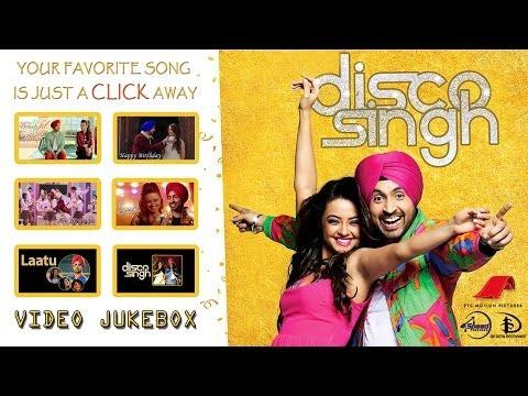 All Disco Singh Songs | Video Jukebox | Latest Punjabi Music | Diljit Dosanjh | Surveen Chawla