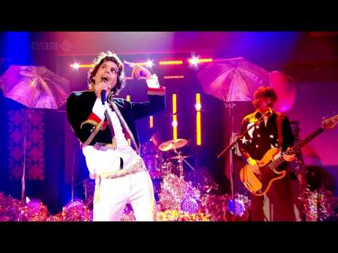 mika: we are golden (live)