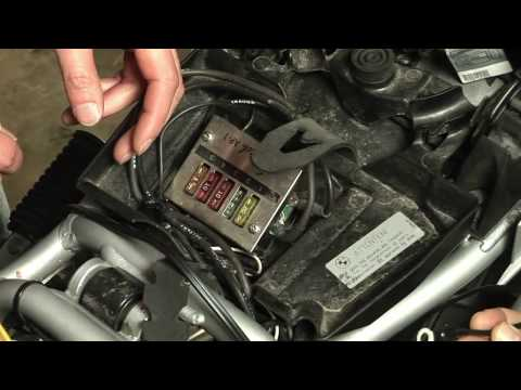 Motorcycle Communication - Two Wheels 2 Anywhere product review of the BikerCom communication system from Open Road Solutions, inc. The team install the new system on Pete's BMW R1200G...