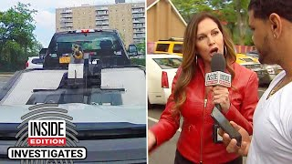 Video Aggressive Tow Truck Operator Waits to Pounce in McDonald's Parking Lot MP3, 3GP, MP4, WEBM, AVI, FLV September 2019