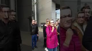 Przywitanie Mateuszka-Kłamczuszka vel Pinokio w Poznaniu!