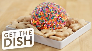 Funfetti Cheese Ball | Get the Dish by POPSUGAR Food