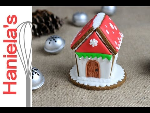 gingerbread - Gingerbread decorations make a for a unique gift. In this video I show you how to decorate and assemble simple mini bird house from gingerbread. GINGERBREAD ...