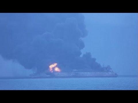 Κίνα: Αγωνιώδεις προσπάθειες για την ανεύρεση 32 ναυτικών