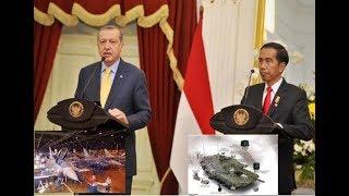 TERBARU!! Mengejutkan TNI Banting Setir Trobos Kerjasama MLTR Terbaru Bersama Turki