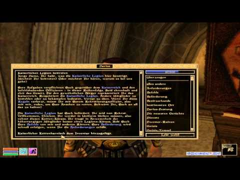 Lets Play Morrowind #224 - Kaiserliche Legion