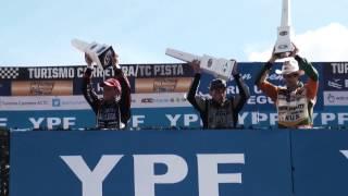 Repaso del podio en Concepción