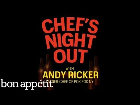 A Night Out With Pok Pok Ny Chef Andy Ricker