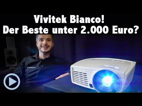 Vivitek Bianco H1189 - der vermutlich beste Beamer unter 2.000,- Euro /Nachfolger H1188