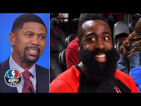 Video: Jalen Rose roasts James Harden and Rockets in latest 'Class of 81' | NBA Countdown
