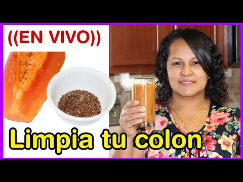 Dieta para bajar de peso - Dos Ingredientes Y Limpia Tu Colón Para Bajar De Peso