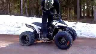 3. Yamaha warrior R10
