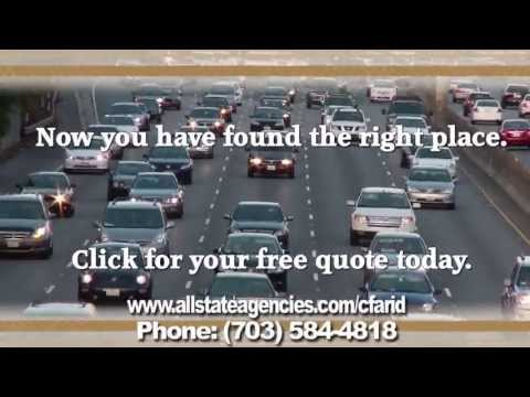 Allstate Jorge Hernandez fairfax Insurance va 703-584-4818