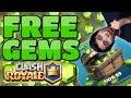 HOW TO GET FREE GEMS ON CLASH ROYALE !! [ TUTORIAL DAPET GEMS GRATIS ]