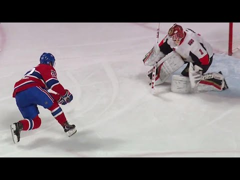 Video: Canadiens' Drouin ties the game on penalty shot