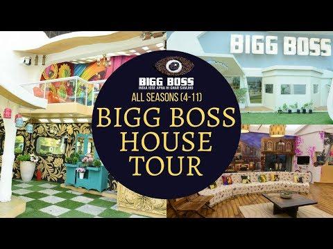 Bigg Boss All Season House Tour ( 4-11 )   Salman Khan Bigg Boss