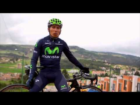 Nairo Quintana | Noticias | Movistar Team y Colombia