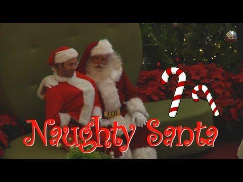 Nathan Barnatt - Naughty Santa