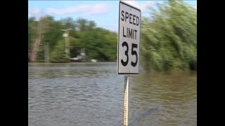 Severe thunderstorms that brought heavy rain, hail and strong winds to northern Illinois have exacerbated recent flooding in some areas. The storms caused flood levels to rise, just as they were going down. (July 25)Subscribe for more Breaking News: http://smarturl.it/AssociatedPress