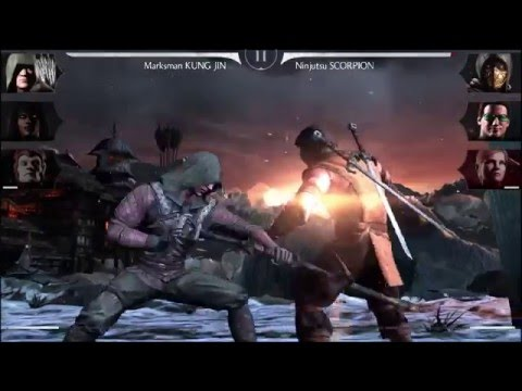 Mortal Kombat X Mobile — First Year Anniversary