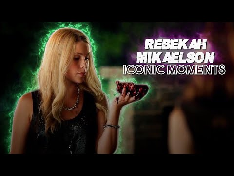 Iconic Rebekah Mikaelson Moments [HD]