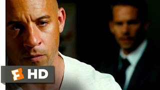 Nonton Fast & Furious (4/10) Movie CLIP - Cop and Criminal (2009) HD Film Subtitle Indonesia Streaming Movie Download