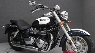 4. 2011  TRIUMPH  AMERICA - National Powersports Distributors