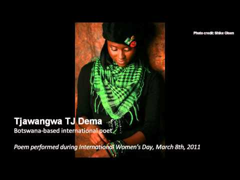 TJ Dema's Challenge : Expressing Women's Challenges with Poetry