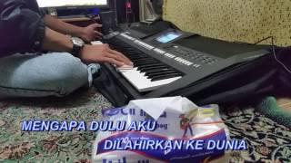 Video NASIB  Oma Irama  KARAOKE  PSR a 2000 COVER MP3, 3GP, MP4, WEBM, AVI, FLV Oktober 2018