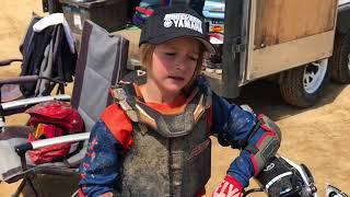 "7. ""HUGE JUMPS� 2018 Yamaha YZ 65 Second Review ""little Big Shots?�"