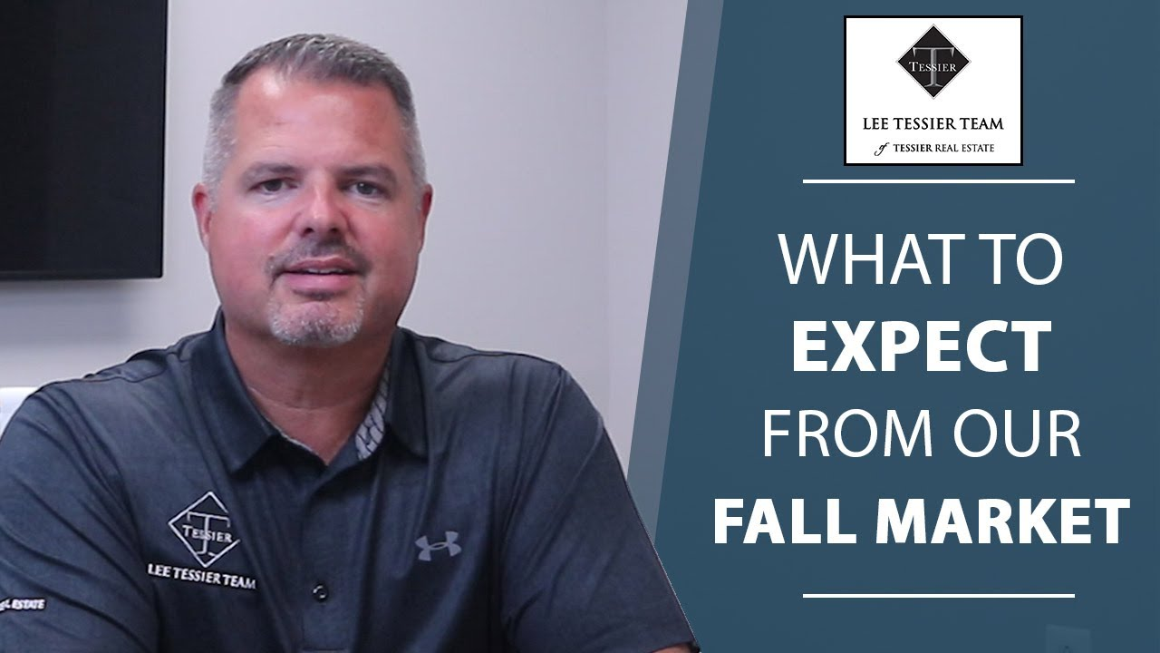 What to Expect From Our Fall Market