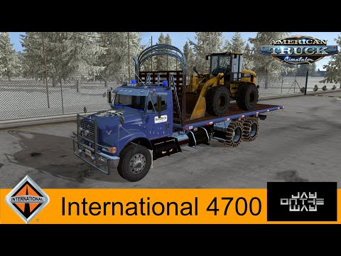 [ATS] International 4700 1.36.x