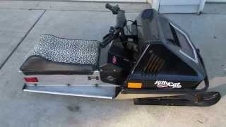 10. 1976 Arctic Cat Kittycat Kitty Cat For Sale, Parts only, not whole machine