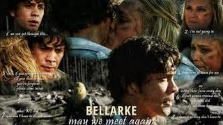 The 100  Top 15 Bellamy and Clarke  ( Bellarke ) scenes from episode 1x01 - 3x16 I just love this couple , Season 3 was great , they had so many great scenes together during the three seasons that is was hard for me to choose the top 15 . The fact that they are not together yet does not bothering me at all , it's a slow burn and I'm sure they will finally come together in season 4 . Btw season 4 will start in february 2017 (Isaiah Washington confirmed it )