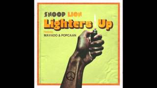 Thumbnail for Snoop Lion ft. Mike Posner — Lighter's Up