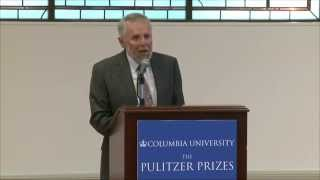Pulitzer Prize Announcement 2015