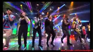 LMFAO live X Factor Australia