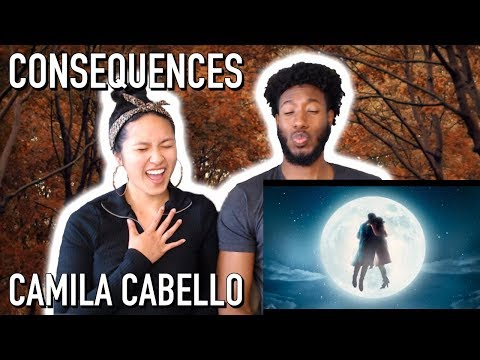 AMA'S 2018 NEW ARTIST OF THE YEAR   CAMILA CABELLO - CONSEQUENCES   MUSIC VIDEO REACTION