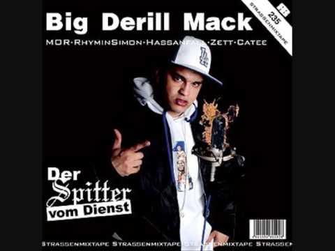 8 Big Derill Mack feat. Rhymin Simon, Kralle - Zieh dich aus (Der Spitter vom Dienst)