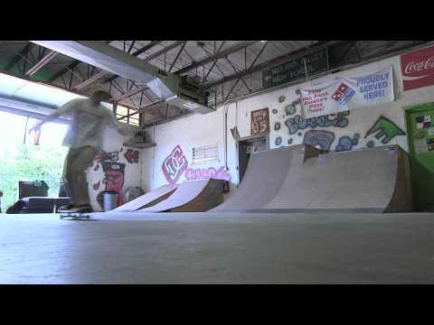 A Saturday At HIC Warehouse Skatepark