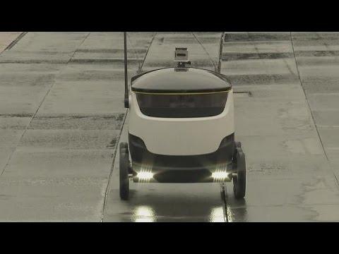 Προσεχώς διανομείς-ρομπότ! – hi-tech