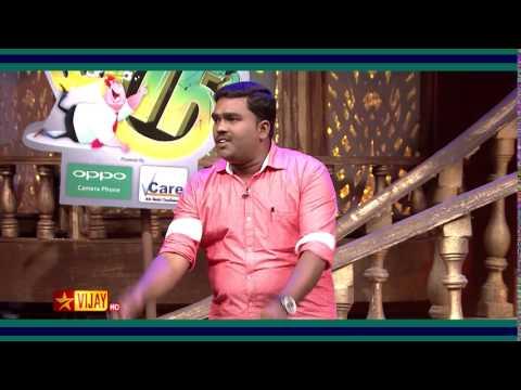 Kalakkapovadhu Yaaru Season 6 - 23rd October 2016 - Promo 4