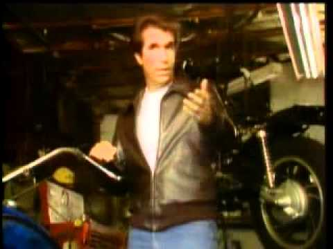 The Fonz, Sex Educator