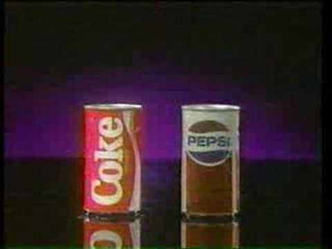 Max Headroom Coca-Cola 1987 TV Commercial