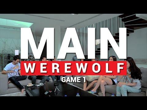 MAIN WEREWOLF (feat. Cast Ada Cinta Di SMA) - Game 1