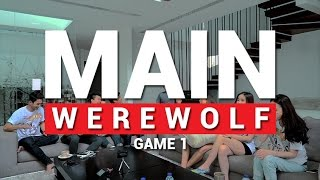 Video MAIN WEREWOLF (feat. Cast Ada Cinta di SMA) - Game 1 MP3, 3GP, MP4, WEBM, AVI, FLV Juli 2019