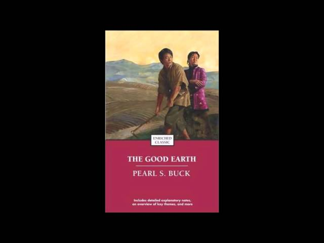 The Good Earth Review.... please help..?
