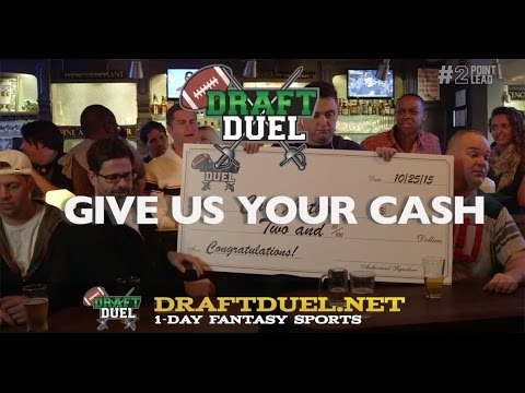 2 Point Lead: DraftDuel